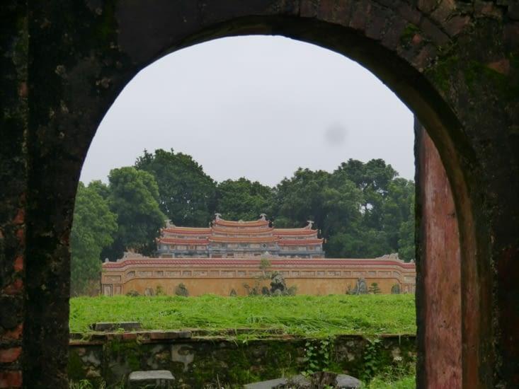 ce temple a été entièrement restauré voire refait car détruit par la guerre