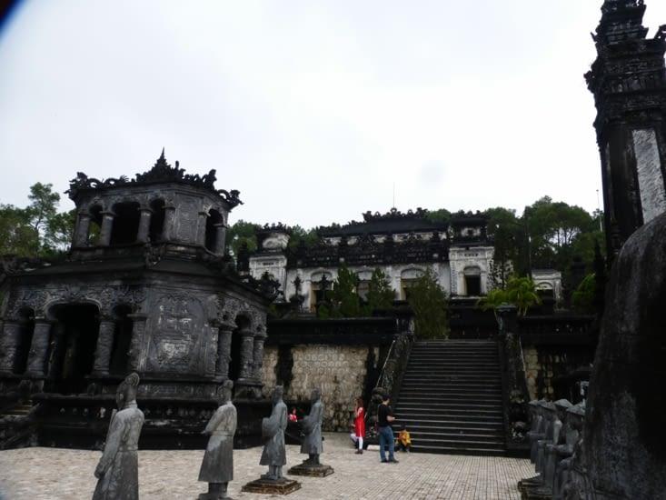 le tombeau de Khai Dinh