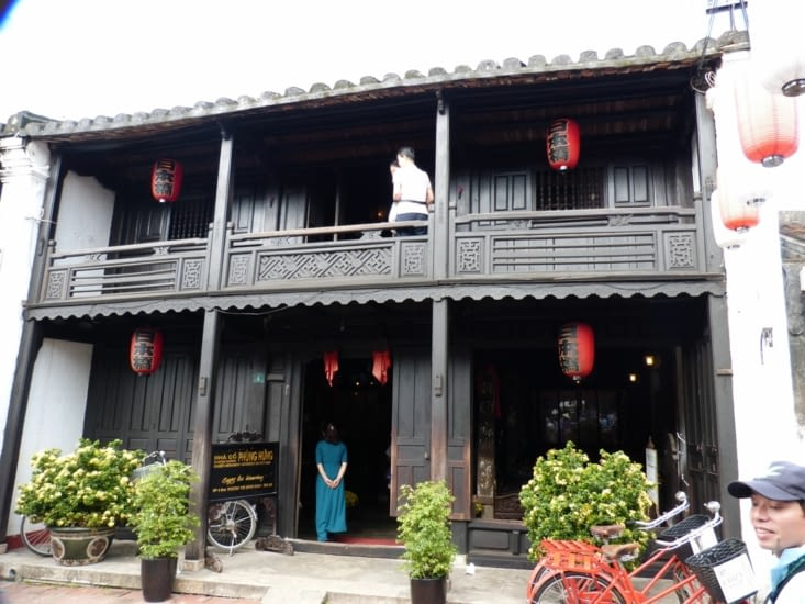 maison marchande chinoise