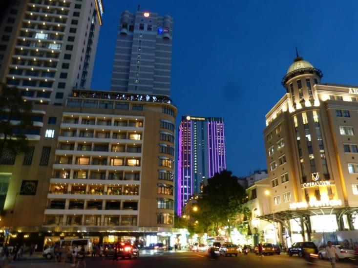 l'hotel La  Caravelle