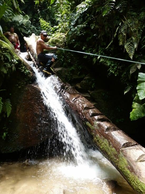 escaliers dela selva