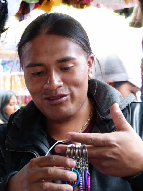 lui est bien Otavalo