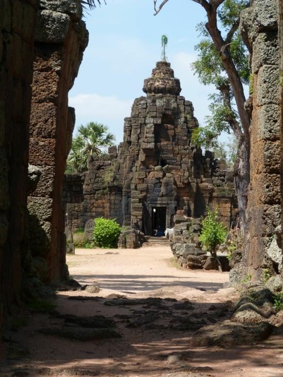 temple de Tonlé Bati