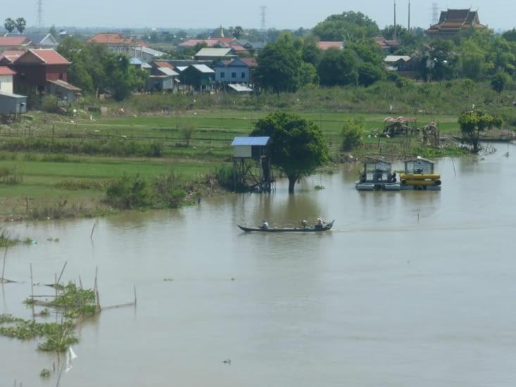 vue sur le Tonlé Sap