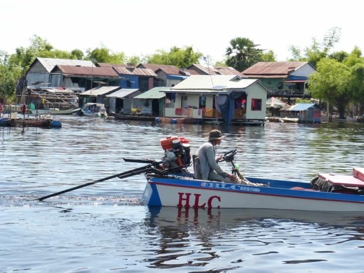 les villages flottants