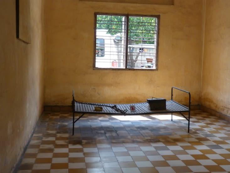 la prison de Tuol Seng