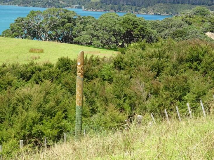 Poteau Maorie