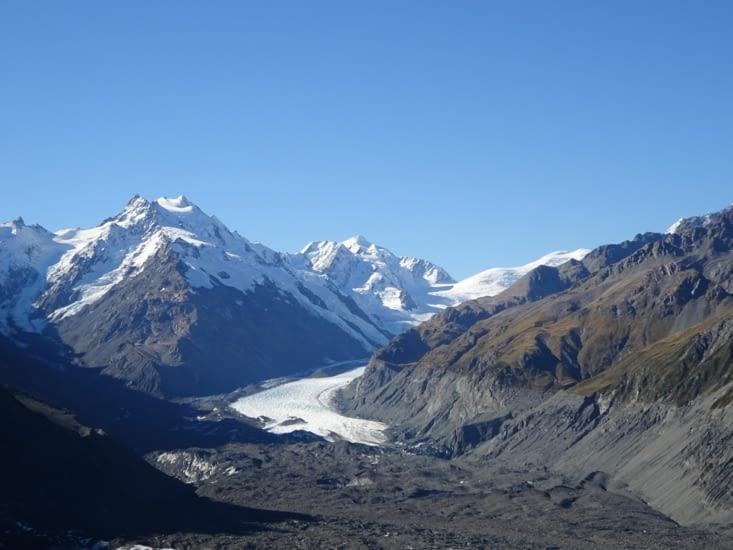 La vallée glacière