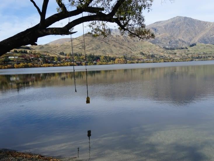 Le lac d'Arrowtown