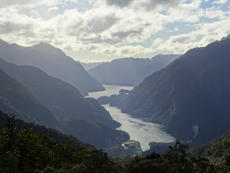Nous quittons les fjords qui nous laissent de belles images plein la tête