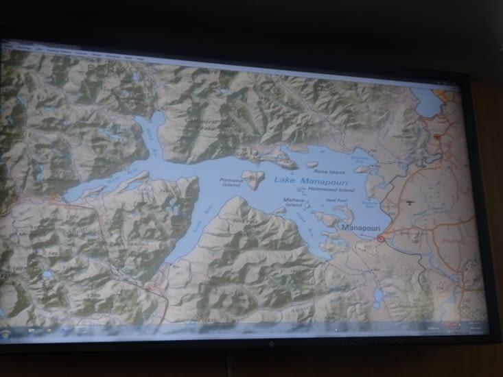 Traversée du lac Manapouri : L'expédition commence !!