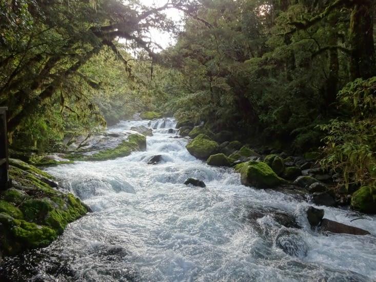 Une belle rivière