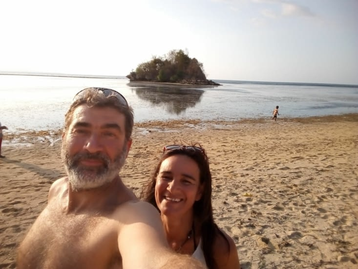 rangko cave beach