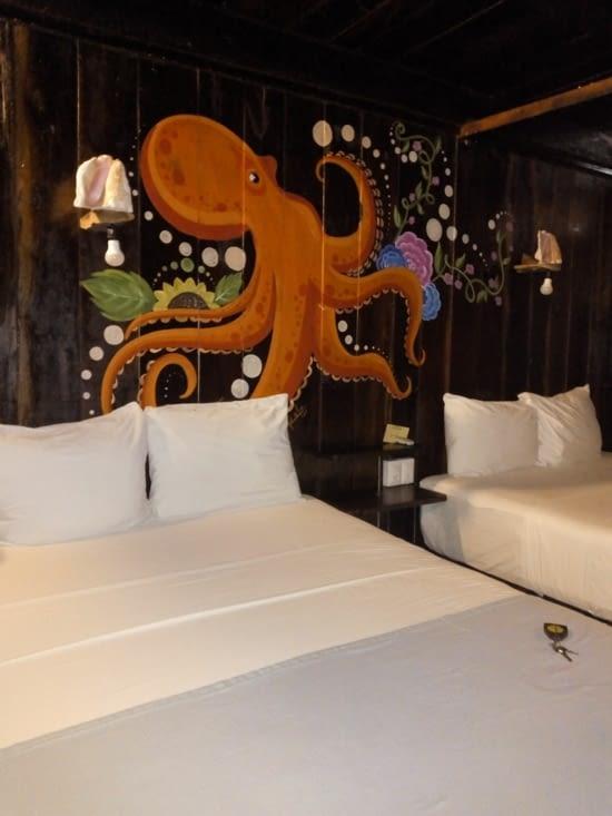 Hôtel suite