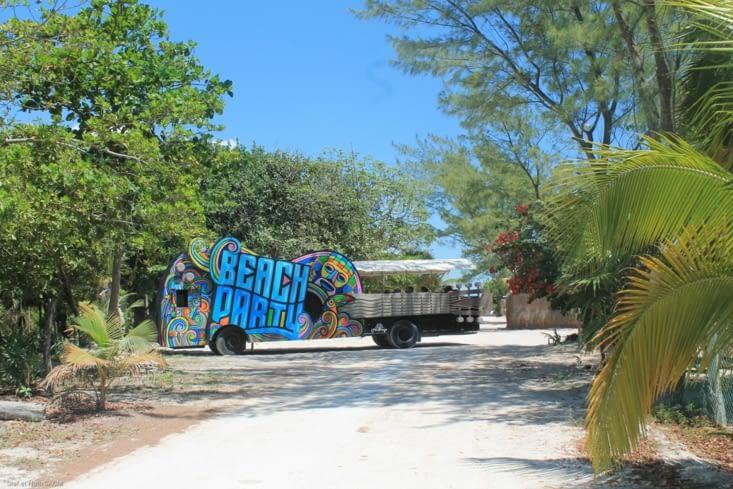 Autre bus pour touriste