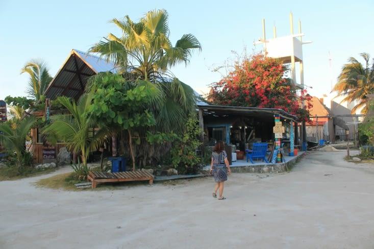 Éco beach hotel