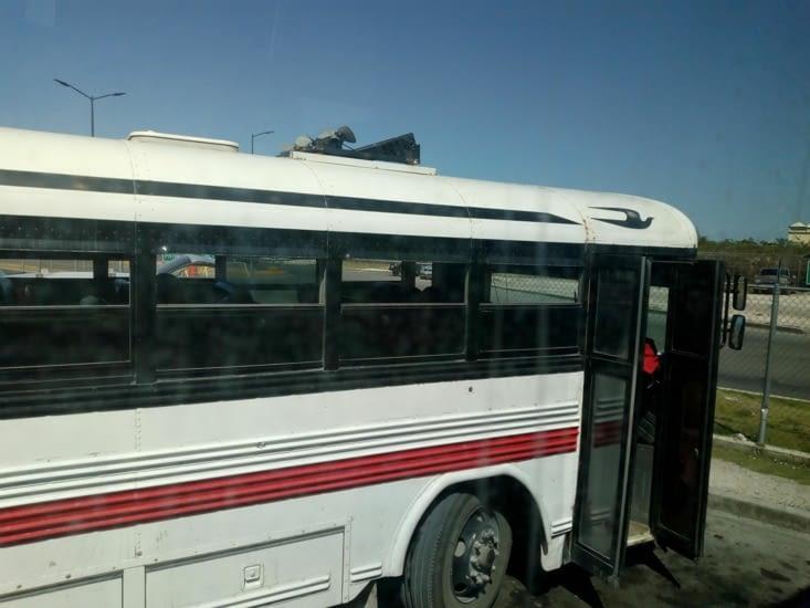 Bus Belizien