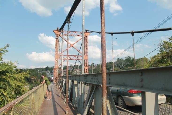 Le pont de San Ignacio