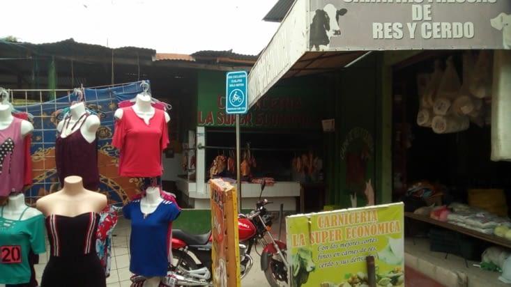 Boucherie locale