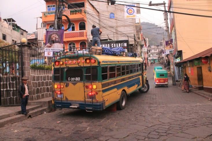 Bus de San Pedro