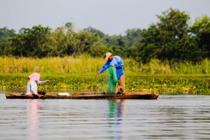 Pêcheur local