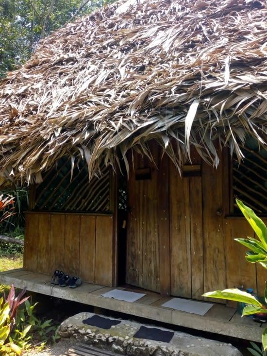 Notre bungalow pour 3 jours