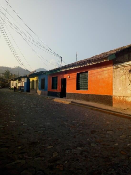 Village de Copan