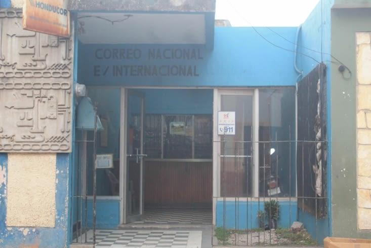 La poste locale