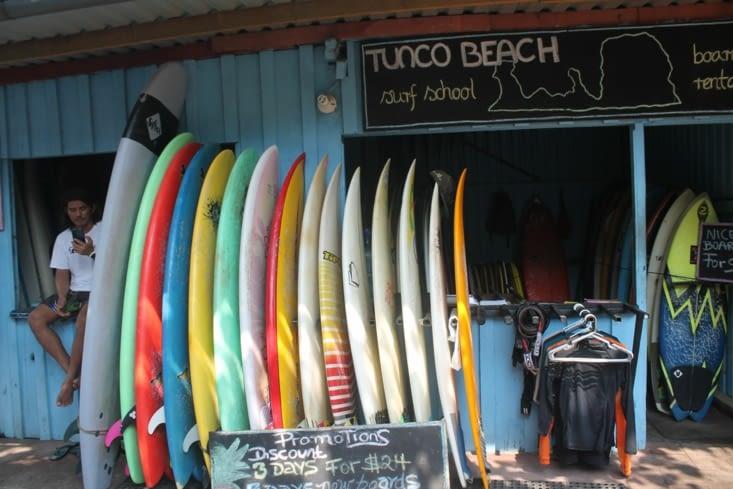 Surf est le roi