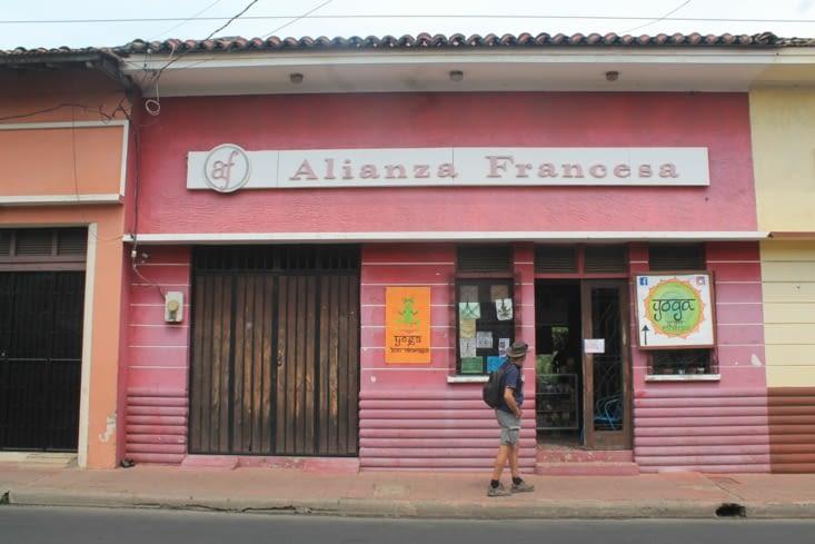 Ancien  locaux de l Alliance Française