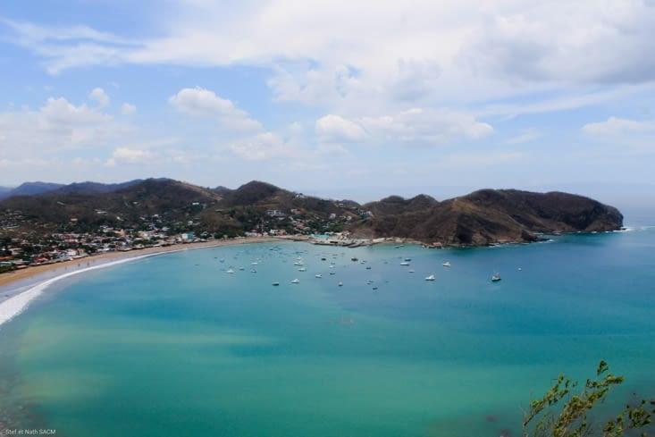 La plage de San Juan del Sur