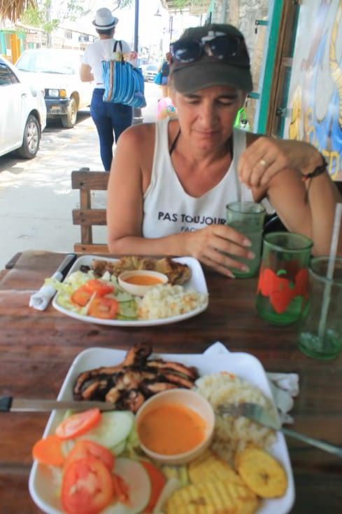Notre dejeuner