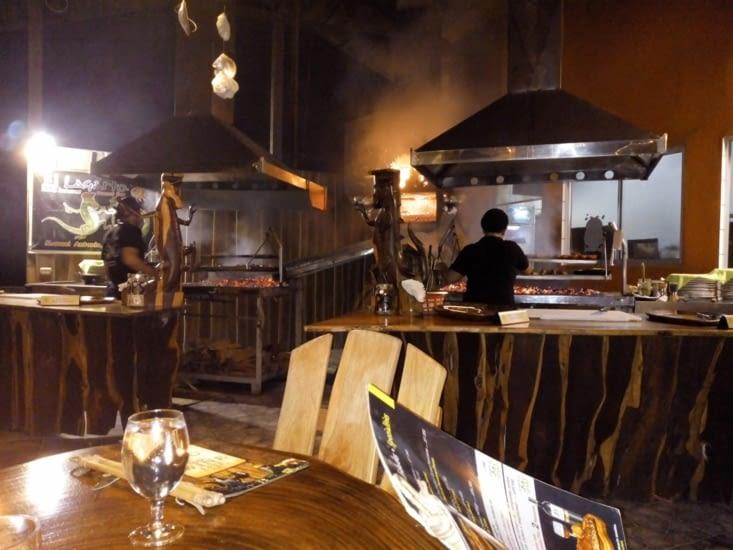 Restaurant barbecue à  quepos