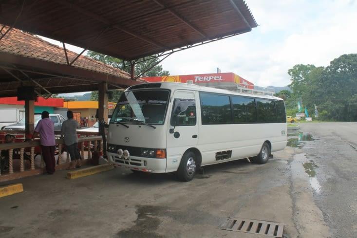 Le minibus