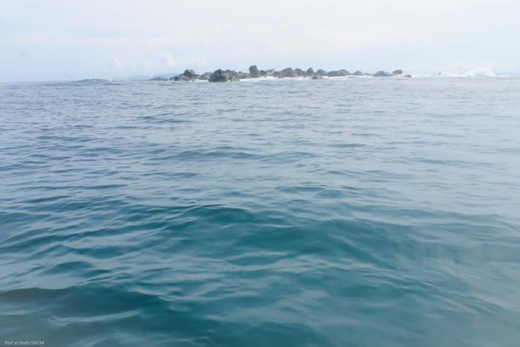 Premier spot de plongée bouteille et snorkelling