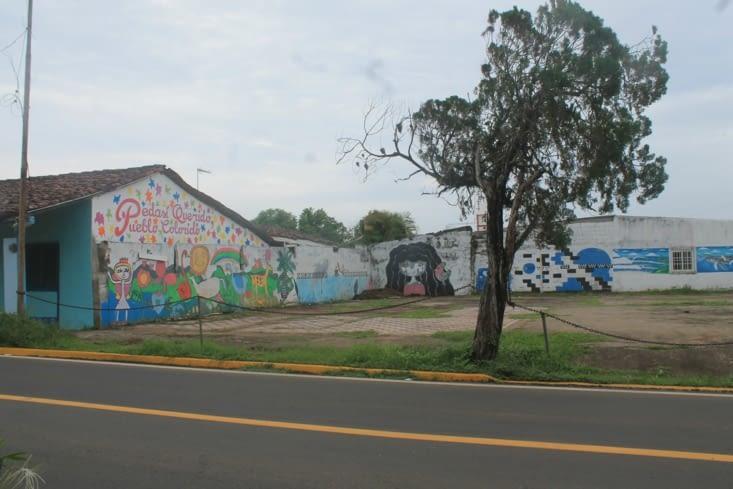 De jolis graffitis