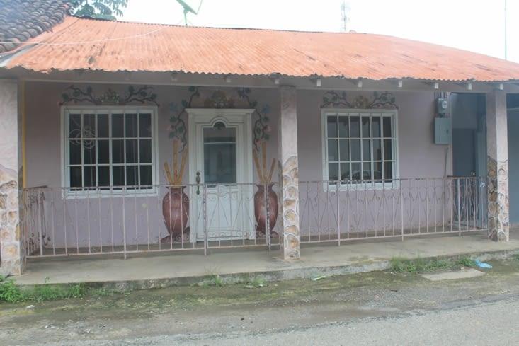 Maison de pedasi