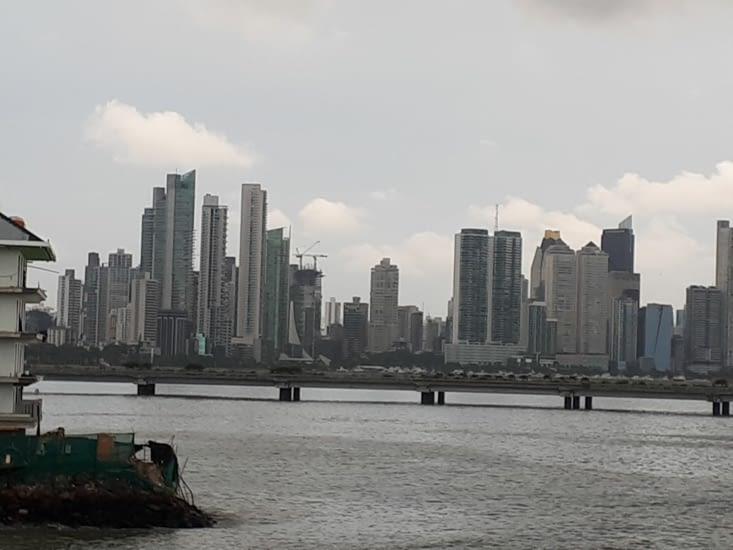 Panama  moderne