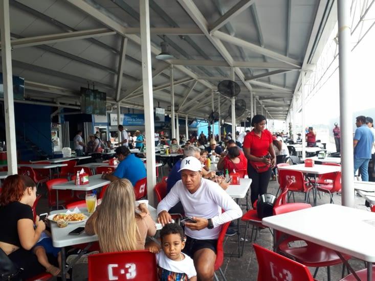 Restaurant du marché au poisson
