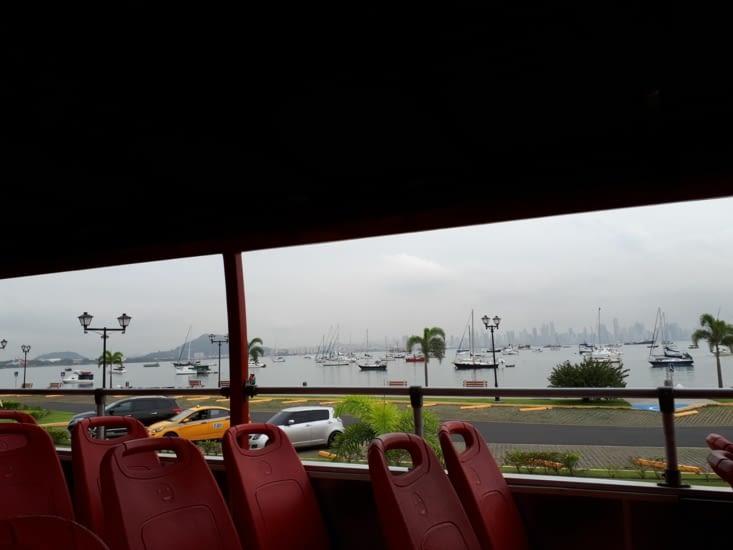 Panama et ses iles et un des ports de plaisance