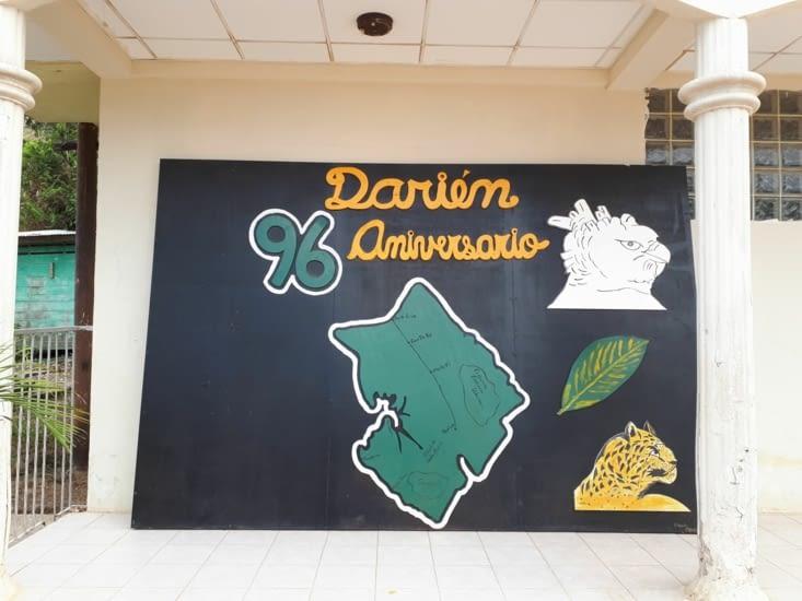 On commence par le Darien.