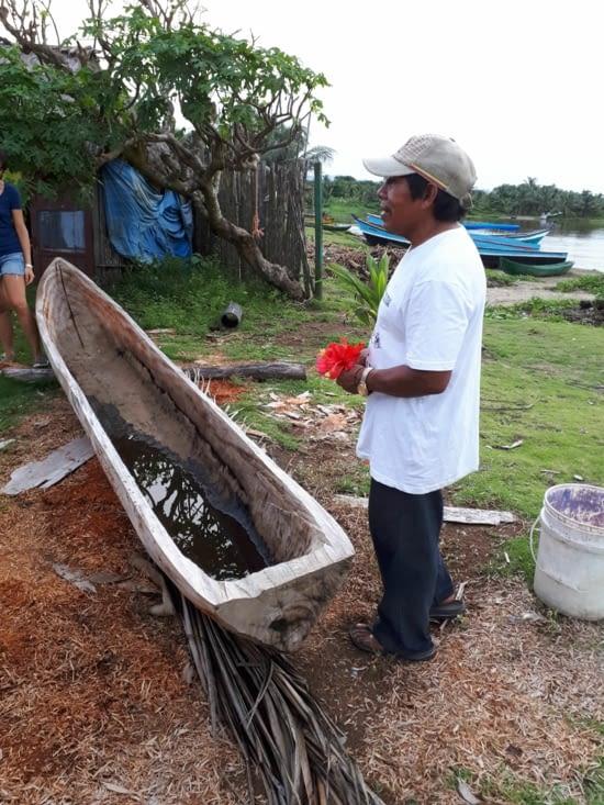 Construction d'un kayako