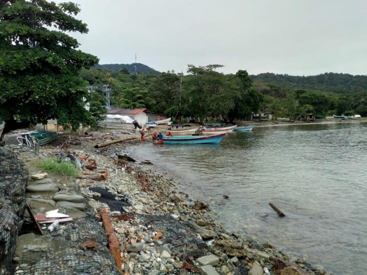 Puerto olbadia passage check point obligatoire par les militaires