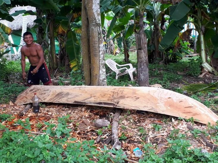 Création du kayuko