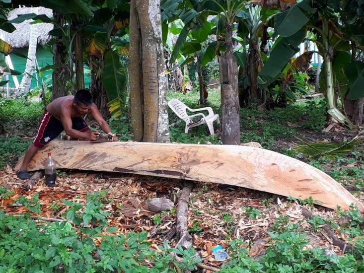 Création d'une kayuco