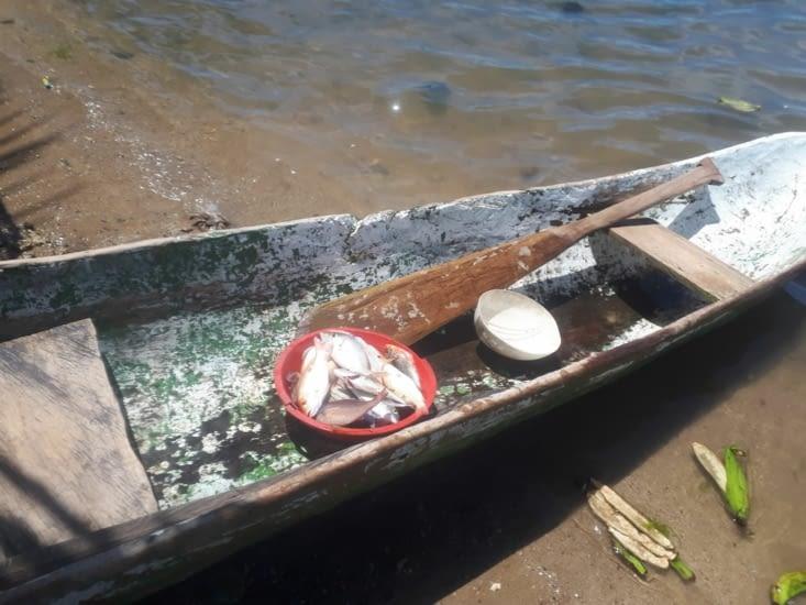 Sa pêche