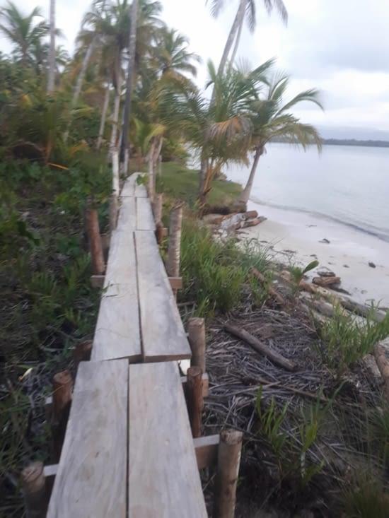 Ballade dans l'île