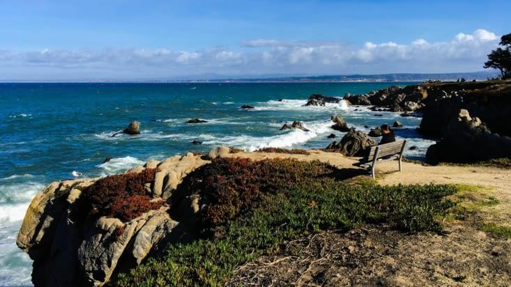 Pacific Grove, la côte est maginfique !