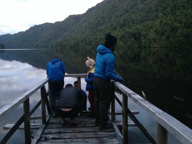 Team pescado