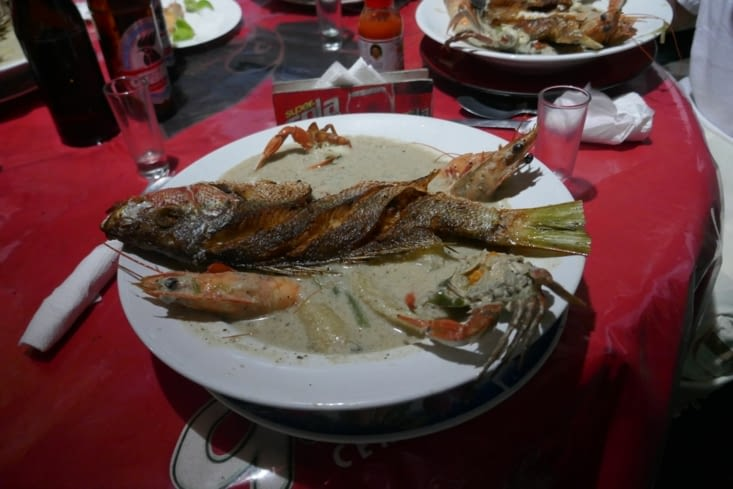 Un plat traditionnel : le Tapado
